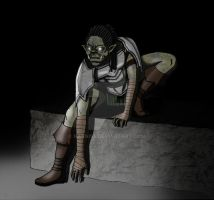 Orctober #23 by NaliaDeArnise