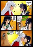 INUYaSHA AND KAGOME KISS*Edit* by Sandra-delaIglesia