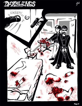 Darklings - Issue 6 Page 8 by leiko