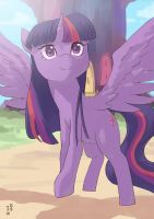 Twilight Sparkle by Yanamosuda