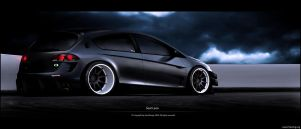 Seat Leon by AeroDesign94
