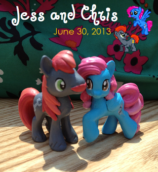 Jess And Chris by Mommakip