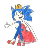 King Sonic - Sonic Global Project by dth1971