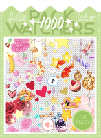 || Pack PNGs +1000 Watchers || by MochiUsUk