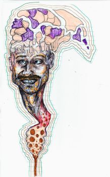 Head Man by MiddleAged666