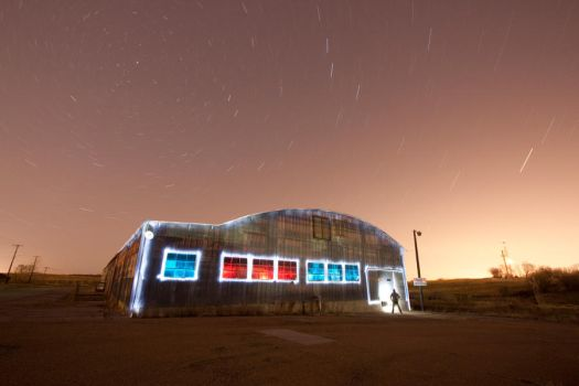 Area 51 in Kansas by drtongs