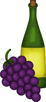 Italian Wine and Grapes by wickedpoison