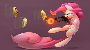 Vigors Are Your Friends, Pinkie Pie by Underpable