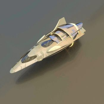 New Yacht WIP by PINARCI
