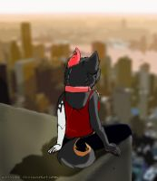 On Top Of The World by lymewolf