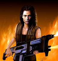 ripley from aliens by mytiko-chan-is-back