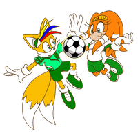AT : Soccer by ThePandamis