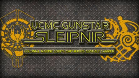 Colonial Marine Corps Amphibious Assault Carrier by DonsDigitalCreations