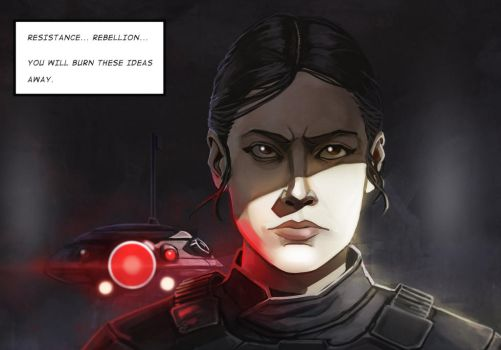 Iden- Star Wars Battlefront 2 fanart by rev89