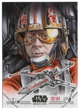 RED LEADER Artist Proof by Erik-Maell