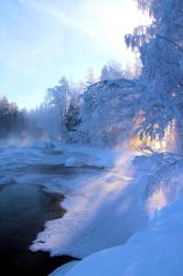 winter wonderland  .. by KariLiimatainen