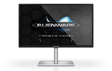 Alienware Republic Of Aliens Wormhole DARK by Designfjotten