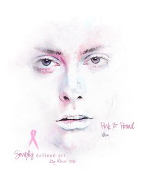 Pink and proud by SimplyDefinedArt