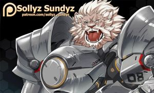 Reinhardt! June 2016! by Sollyz