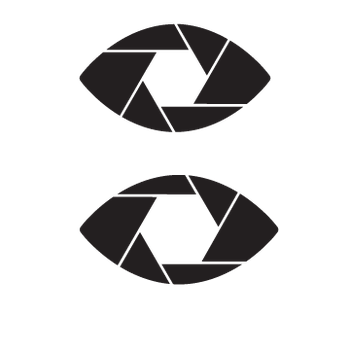 Shutter Eye - Two variations by chainmatrix
