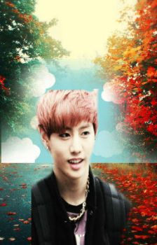Mark Tuan of GOT7 Edit by AsChildishAsPeterPan