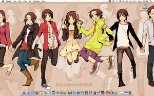 August Wallpaper by Ouran-Girl-1