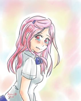 shoujo girl by jaimie07