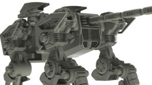 Project Liger Zero 2011 - 13 by 3DRaptor