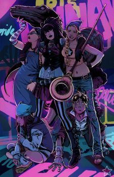 runaways by jewelians