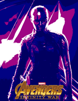 August Avengers #19.95 - Infinity War (2018) by JMK-Prime
