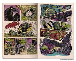 Maggot Man pages 5 and 6 by ChrisFaccone