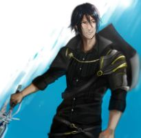 King Noctis by hachii85
