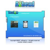 a2head coming soon page by a2head