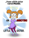 Maddie Mckenszie: Most ANNOYING...page preview 3 by ronaldhennessy