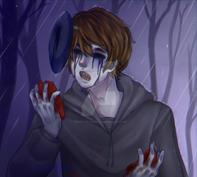 |Eyeless Jack| Ambedo by Cross-Hatch001
