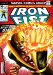 Iron Fist issue 8 by nic011