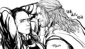 thorki 2.0 by kakachan