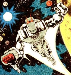 Rom Spaceknight by WizArtist