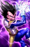 Prince of all Saiyans! by longai