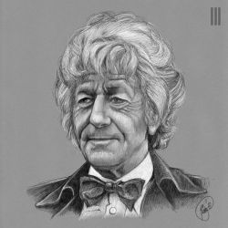 Doctor Who: Third Doctor by rfparker