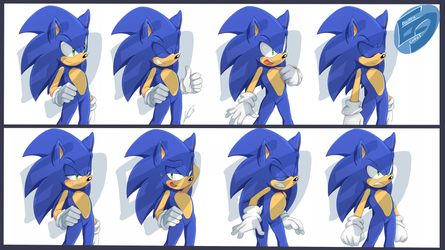 EC Expression sheet_Sonic by f-sonic