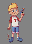 Timmy (Balloon King 2) by Laughe