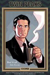 Twin Peaks - Cooper by ChrisEvenhuis