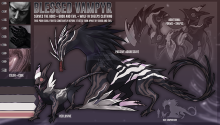 MM Event: Blessed Vampyr - closed by KngCorvidae