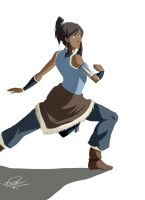 Korra by Airlis