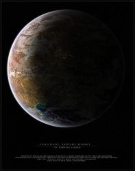 K class planet - Adaptable by Burning-Liquid