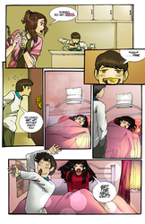 SENSHI DOLLS #1 pg 2 by AJthe90skid