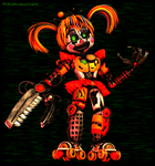 Model Showcase: Scrap Baby (EndyArts) by TF541Productions
