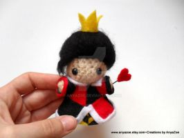 Queen of Hearts doll by AnyaZoe
