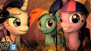 Bonemergeable Pony Eyebrow (SFM) [DL] by WhiteSkyPony